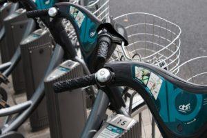 Stazione delle bici Dublinbikes
