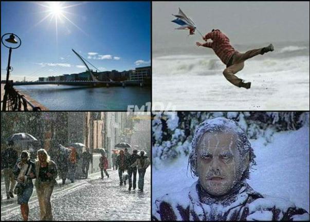 Clima in Irlanda