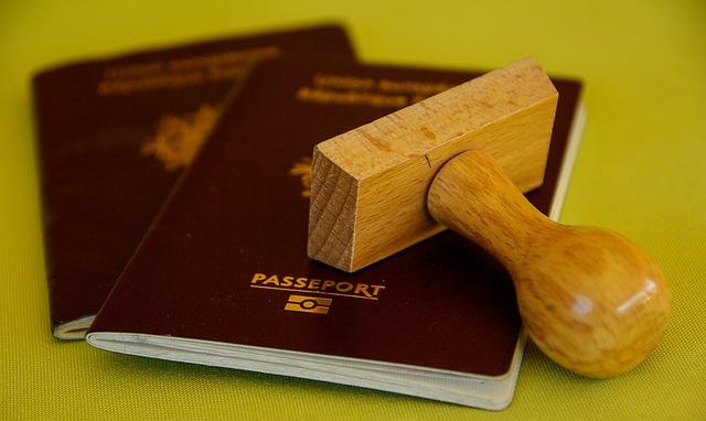 Documenti per andare in rlanda