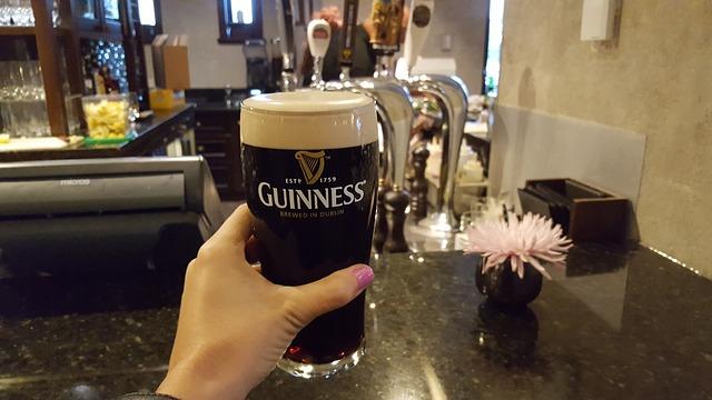 Pinta di Guinness