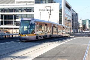 Luas Dublino tram
