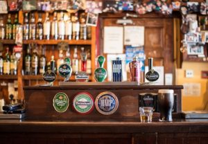 Bere e fumare in Irlanda