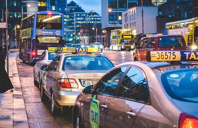 Taxi Dublino