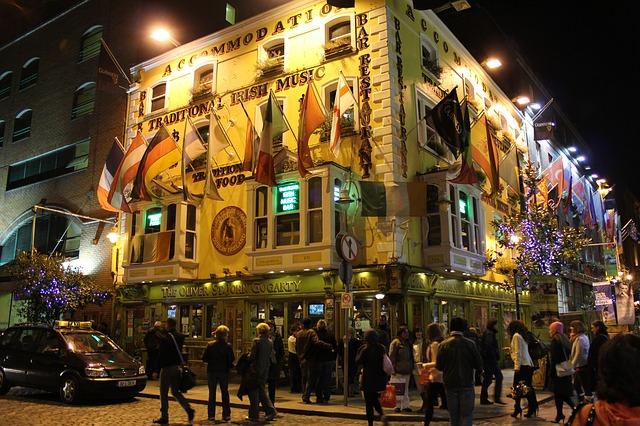Gogarty Dublino