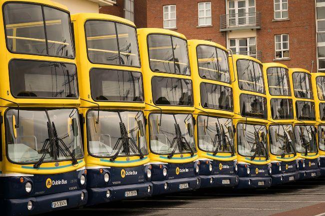 Autobus a Dublino - Dublino Facile