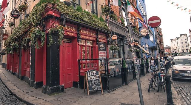 Dublino secondo i blogger