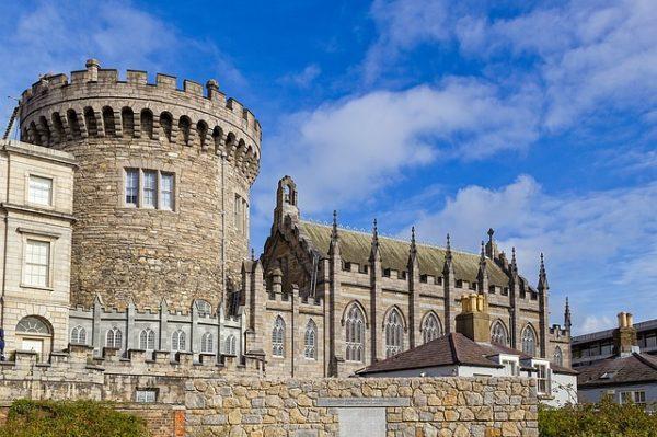 Castello di Dublino - Dublino Facile