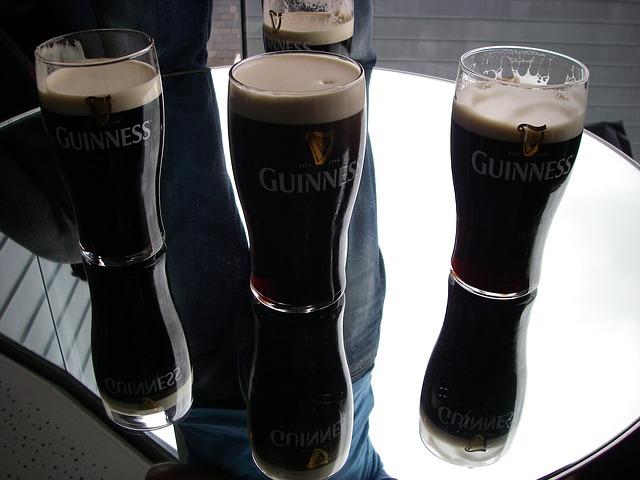 Degustazione Guinness in Italiano