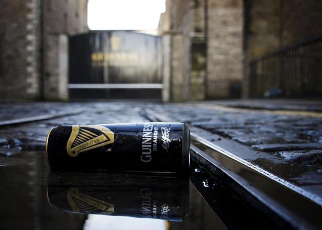 Guinness Storehouse in Italiano