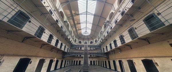 Prigione di Kilmainham - Dublino Facile