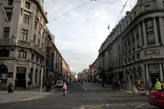 Abbey Street Lower Dublino Facile