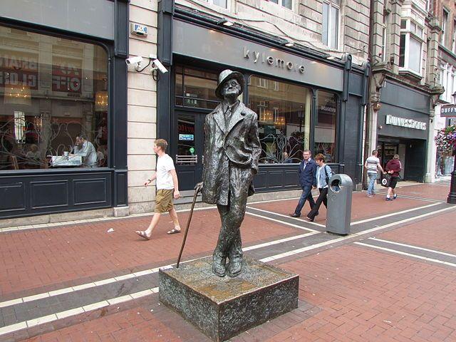Earl Street Joyce - Dublino Facile