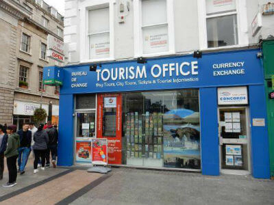 Tourism Office Dublin - Dublino Facile