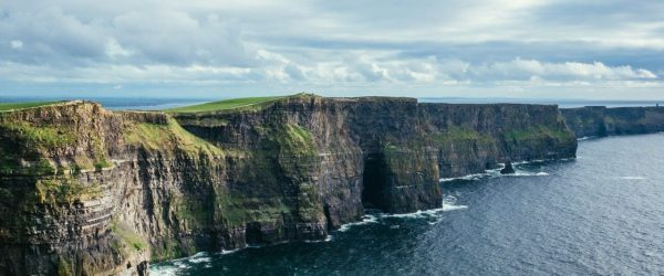 Scogliere di Moher - Cliffs of Moher